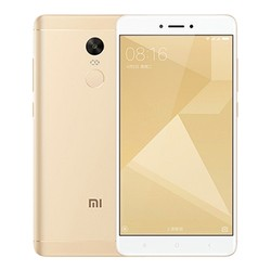 Xiaomi Redmi Note 4x 64GB (золотистый)
