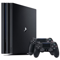 Sony PlayStation 4 Pro + Gamepad + Game
