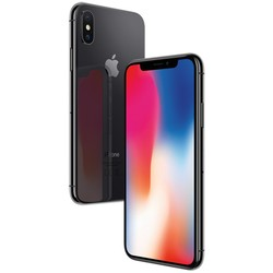 Apple iPhone X 64GB (серый)