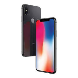 Apple iPhone X 256GB (черный)