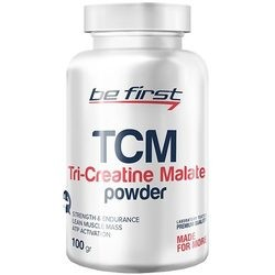 Be First TCM Tri-Creatine Malate Powder 100 g