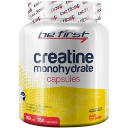 Be First Creatine Monohydrate Capsules 350 cap
