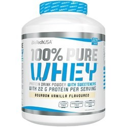 BioTech 100% Pure Whey 0.454 kg