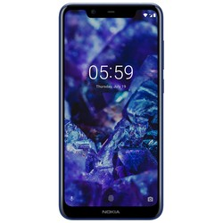 Nokia 5.1 Plus 32GB (синий)