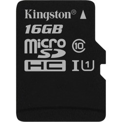 Kingston microSDHC Canvas Select 16Gb