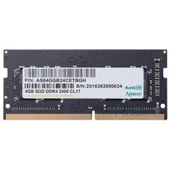 Apacer DDR4 SO-DIMM (AS04GGB24CETBGH)