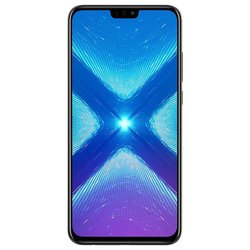 Huawei Honor 8X 64GB/4GB (черный)