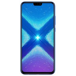 Huawei Honor 8X 64GB/4GB (синий)