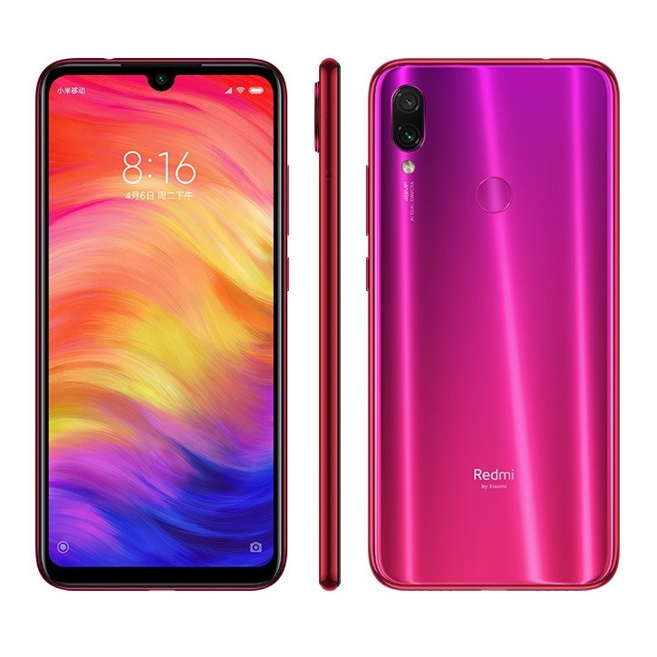 Xiaomi Redmi Note 7 64GB (золотистый)