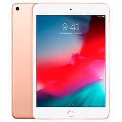 Apple iPad mini 2019 256GB 4G (золотистый)