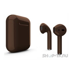 Apple AirPods 2 with Charging Case (коричневый)