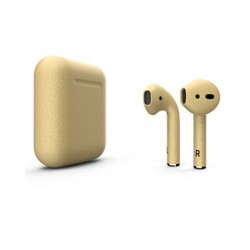 Apple AirPods 2 with Charging Case (золотистый)