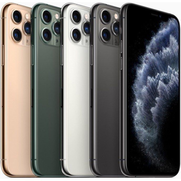 Apple iPhone 11 Pro Max Dual 64GB (зеленый)