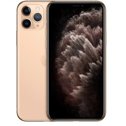 Apple iPhone 11 Pro Max Dual 64GB (золотистый)