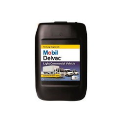 MOBIL Delvac Light Commercial Vehicle 10W-30 20L