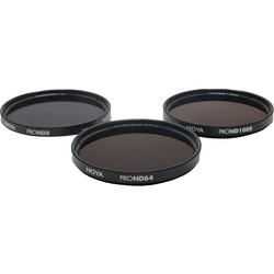 Hoya Pro ND Filter Kit 62mm