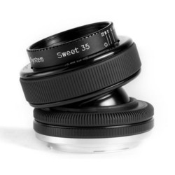 Lensbaby Composer Pro Double Glass