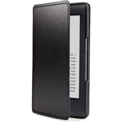 Amazon Lighted Leather Cover for Kindle Touch (черный)