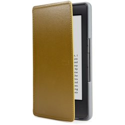 Amazon Lighted Leather Cover for Kindle Touch (зеленый)