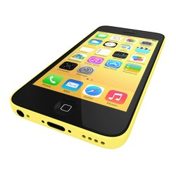 Apple iPhone 5C 16GB (желтый)