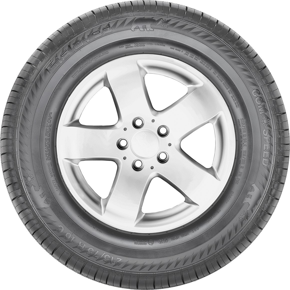 Gislaved Com*Speed 215/70 R15C 109R