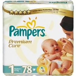 Pampers Premium Care 1 / 78 pcs