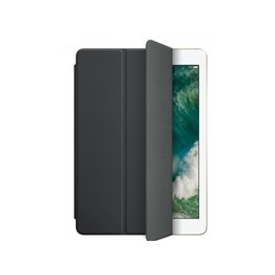 Apple Smart Cover Leather for iPad 2/3/4 Copy (серый)