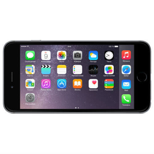 Apple iPhone 6 16GB (серый)