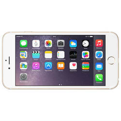 Apple iPhone 6 Plus 16GB (золотистый)