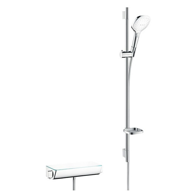 Hansgrohe Ecostat Select 27039 (белый)