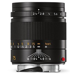 Leica 75 mm f/2.4 SUMMARIT-M