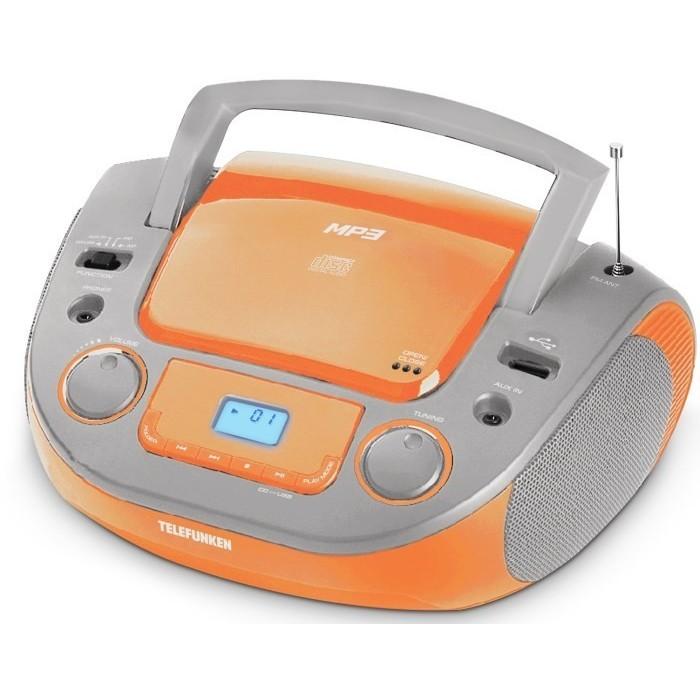 Telefunken Tf Csrp3481 купить аудиосистема по низкой цене