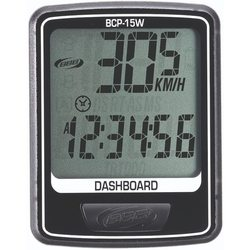 BBB BCP-15W Dashboard