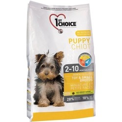 1st Choice Puppy Toy/Small Breeds 7 kg