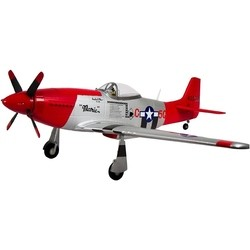 Sonic Modell P-51 Mustang Red Tail ARF