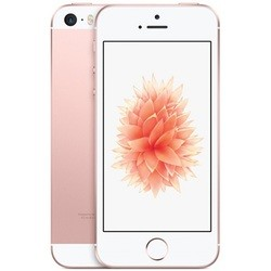Apple iPhone SE 64GB (розовый)