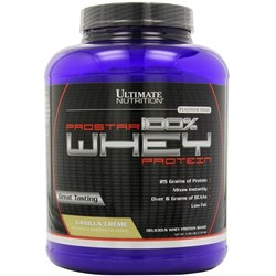Ultimate Nutrition Prostar 100% Whey Protein 2.39 kg