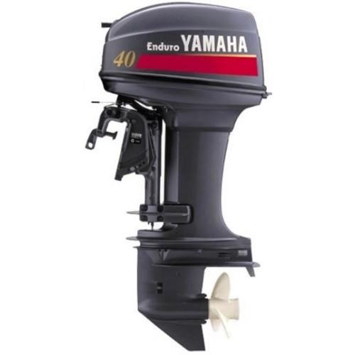 Для каких лодок подойдёт лодочный мотор Ямаха Эндуро 40