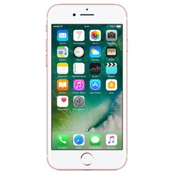 Apple iPhone 7 128GB (розовый)