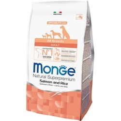 Monge Speciality Adult All Breed Salmon/Rice 2.5 kg